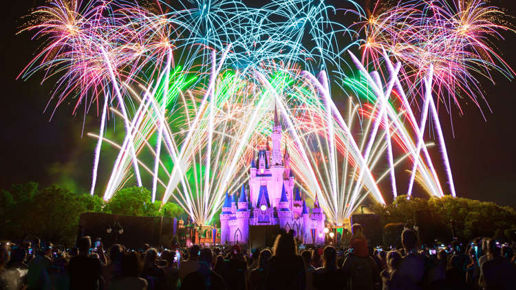 The Cost of Your Disney World Ticket in the Year You Were Born