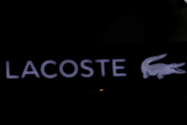 1e962dfe7847 Lacoste replaces iconic crocodile logo to raise awareness for its ...