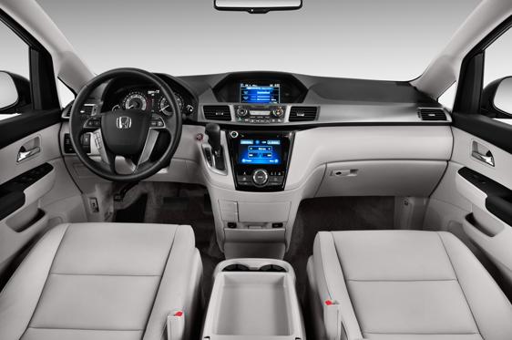 2017 Honda Odyssey >> 2017 Honda Odyssey Lx Interior Photos Msn Autos