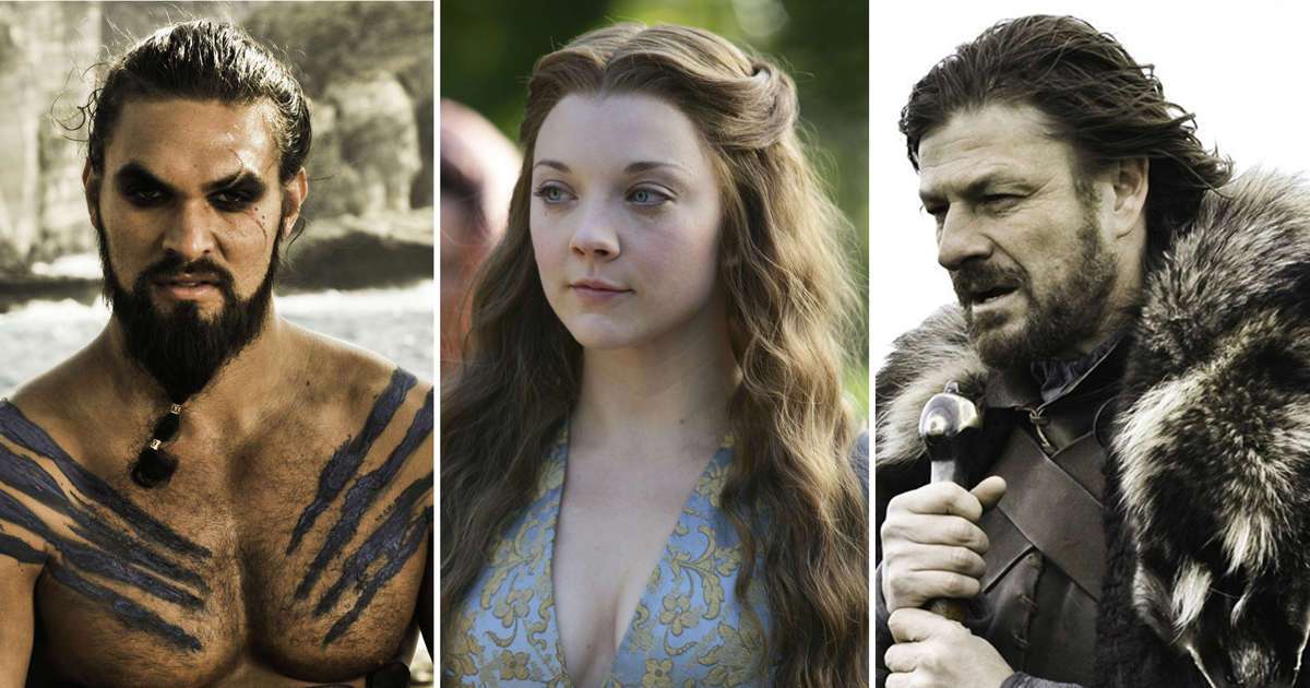 22 actors who died on the show 'Game of Thrones': Where are they now