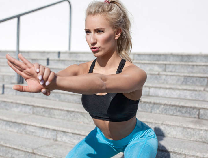 How To Do The 30 Day Squat Challenge And Why It Works So Well