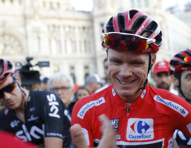 prime noel carrefour 2018 Chris Froome salbutamol case expected to be resolved before Tour  prime noel carrefour 2018