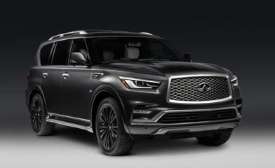 Infiniti Fancies Up the QX60 and QX80 with Limited Models