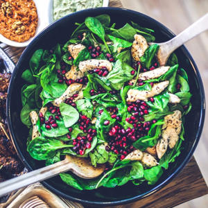 5 Things to Never Put in Your Salad If You Want to Lose Weight: Looking to drop a few pounds? Well, eating more salad in general is a great idea, as salad is packed with greens and fiber to keep you full and regular. And, there are tons of perks to eating more fiber, to note, anyway.However, it's not a free-for-all when you're choosing those toppings. There are certain ingredients that are healthier than others, so you'll want to make sure you're garnishing properly to reap all those weight-loss benefits. (And, avoid the dreaded weight gain, too.)That means: swap out the bacon bits and heavy creams and go lighter. (For inspiration, check out these healthy salad recipes.) Luckily, we chatted with a few RDs to discuss the best and worst foods to add to your leafy greens when you're trying to ease back into those skinny jeans.