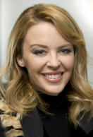 Kylie Minogue records a BBC Radio 2 special 'Kylie on Blossom' at the BBC studios in London.   (Photo by Anthony Devlin/PA Images via Getty Images)