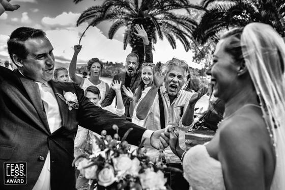 Slide 46 de 60: As melhores fotos de casamento de 2018