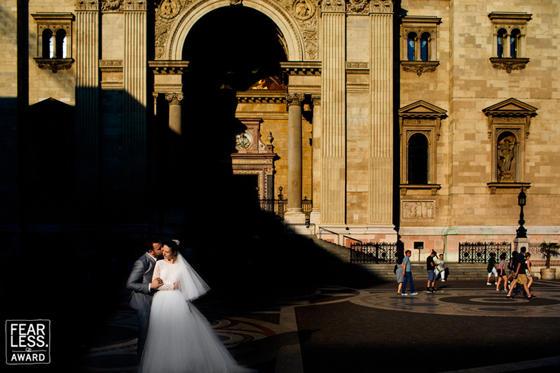 Slide 36 de 60: As melhores fotos de casamento de 2018