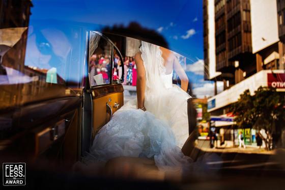 Slide 42 de 60: As melhores fotos de casamento de 2018