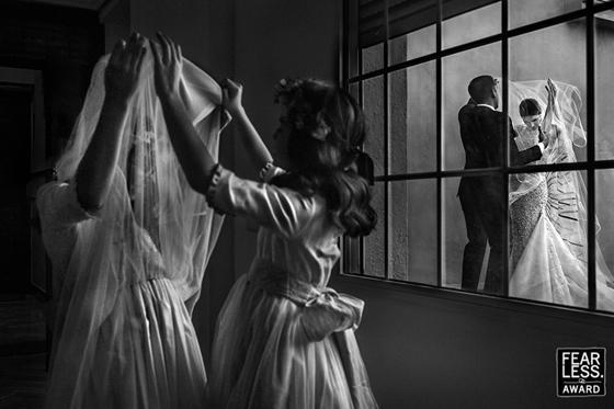 Slide 17 de 60: As melhores fotos de casamento de 2018