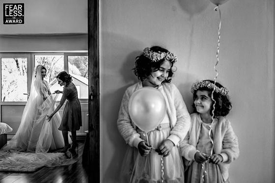 Slide 44 de 60: As melhores fotos de casamento de 2018