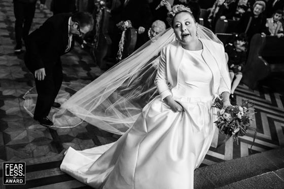 Slide 32 de 60: As melhores fotos de casamento de 2018