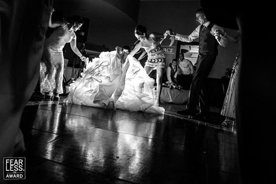 Slide 52 de 60: As melhores fotos de casamento de 2018