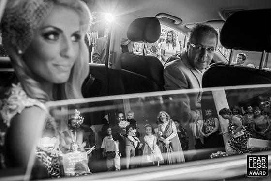 Slide 10 de 60: As melhores fotos de casamento de 2018