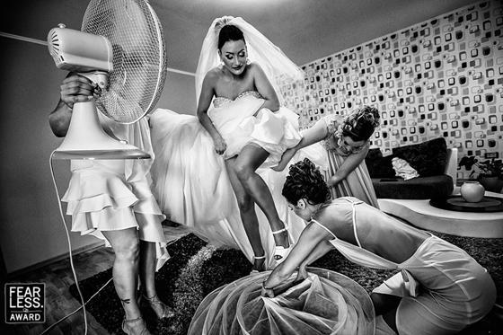 Slide 51 de 60: As melhores fotos de casamento de 2018