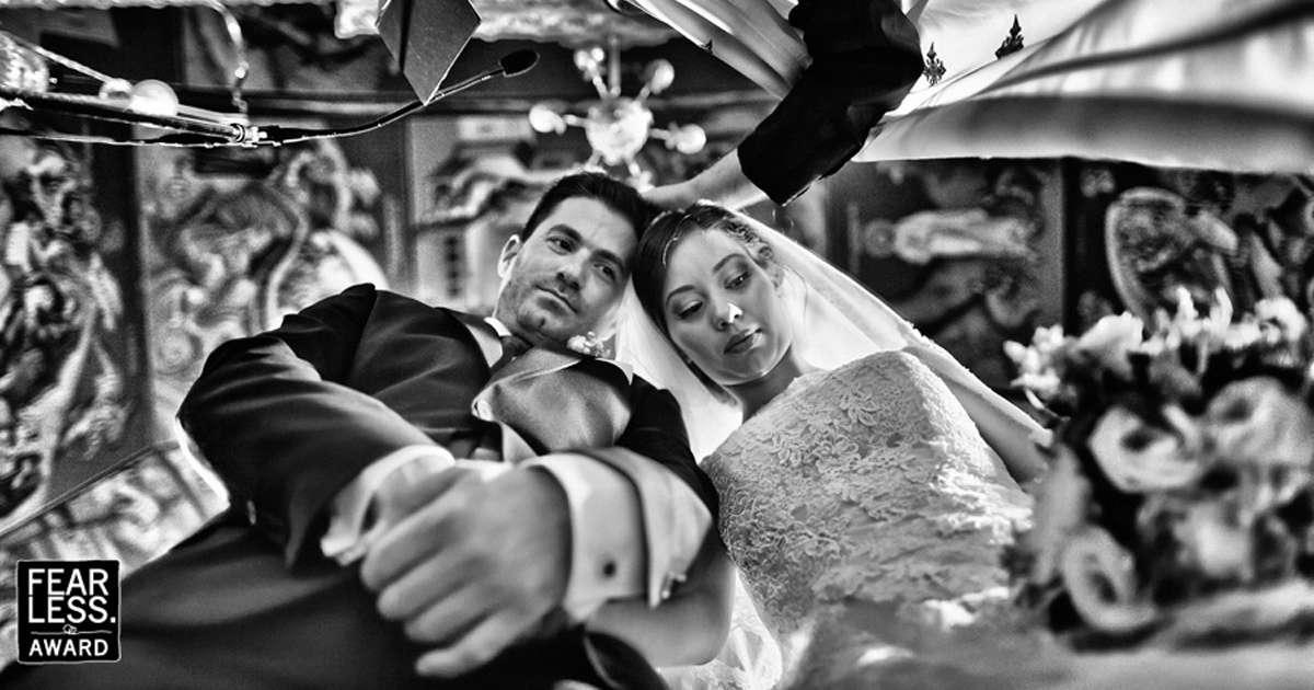 6a9249014b As melhores fotos de casamento de 2018 até agora