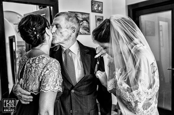 Slide 47 de 60: As melhores fotos de casamento de 2018