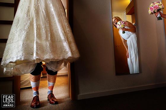 Slide 14 de 60: As melhores fotos de casamento de 2018