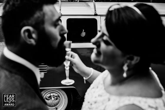 Slide 3 de 60: As melhores fotos de casamento de 2018