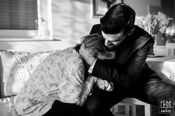 Slide 43 de 60: As melhores fotos de casamento de 2018
