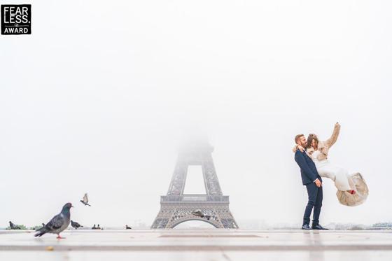 Slide 39 de 60: As melhores fotos de casamento de 2018