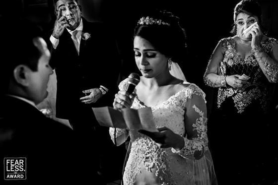 Slide 50 de 60: As melhores fotos de casamento de 2018