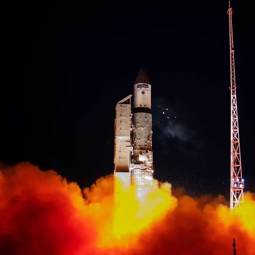 Spectacular Photos From Space Step 3 Weaving The Relay Modules With Dancing Lights Slide 2 Of 75 Second Copernicus Sentinel Satellite 3b
