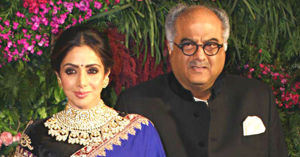 Boney Kapoor to make movie on Sridevi and already registered