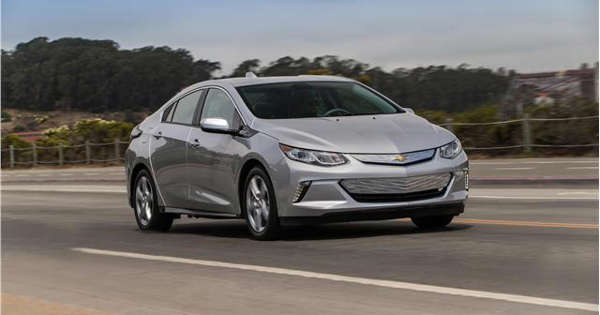 2018 Chevrolet Volt What You Need To Know