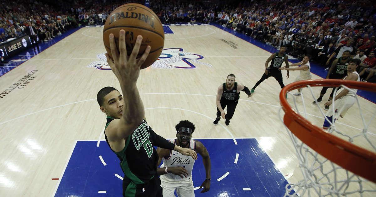Celtics better bring their game faces de270c595