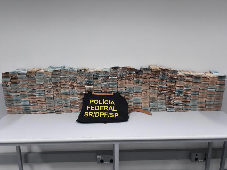 PF prende prefeito tucano de Mongaguá com R$ 4,6 milhões e US$ 216 mil em dinheiro vivo