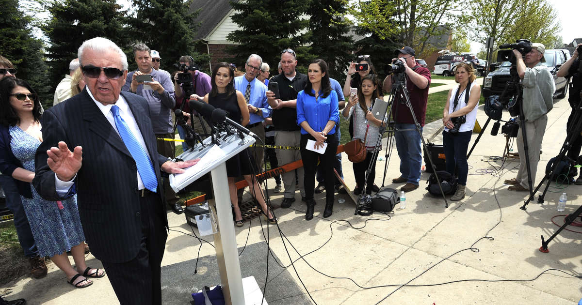 Suspected serial killer wants an apology from Warren, Michigan police