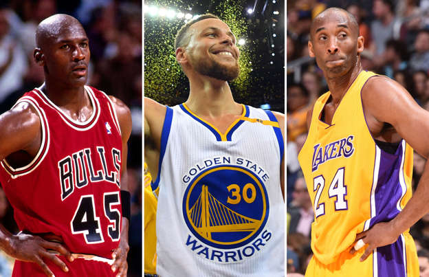 Ranked! The best NBA player ever to wear each jersey number 5a81e86aa