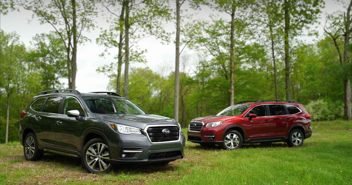 Forester Vs Outback >> 2019 Subaru Ascent Aims to Climb Atop the 3-Row Midsized ...