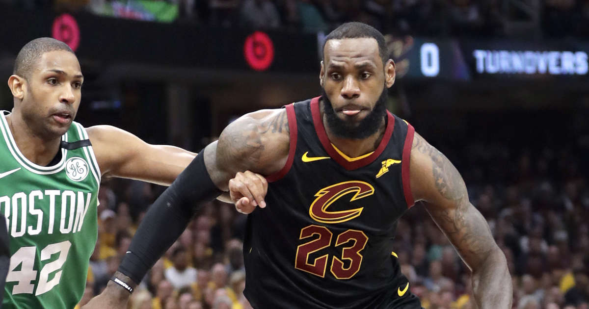 ebc13caa5fb 10 things about the world the last time LeBron missed the Finals (2010) –  Instagram wasn t around