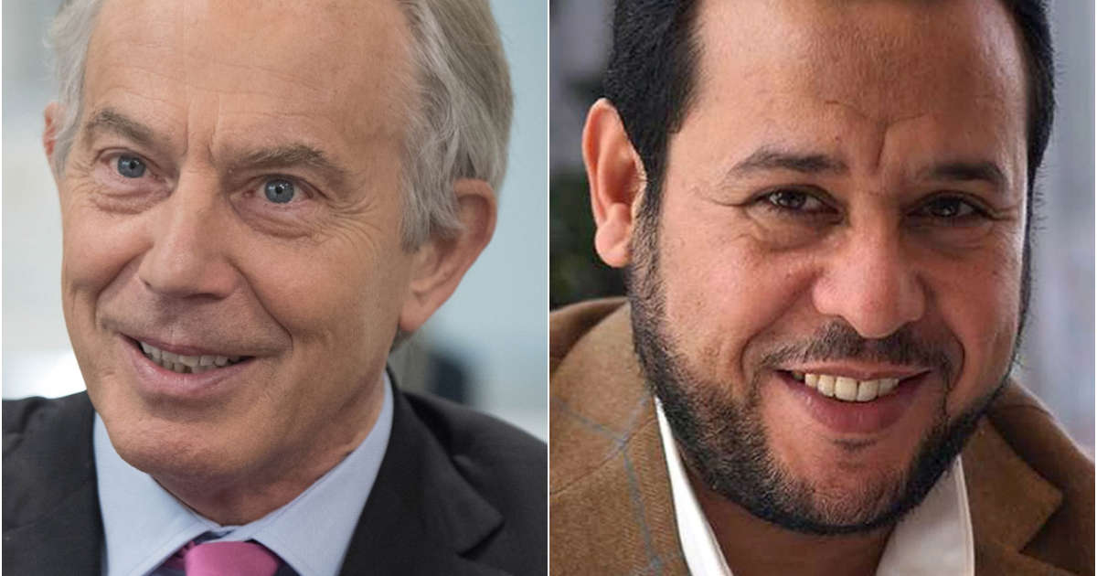 Tony Blair denies knowledge of man tortured in Libya after being