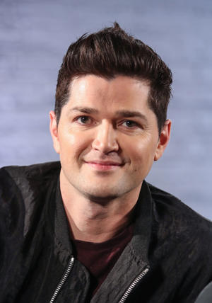 Danny O'Donoghue from The Script