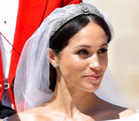 7 Facts You Didn't Know About Meghan Markle's Wedding Dress