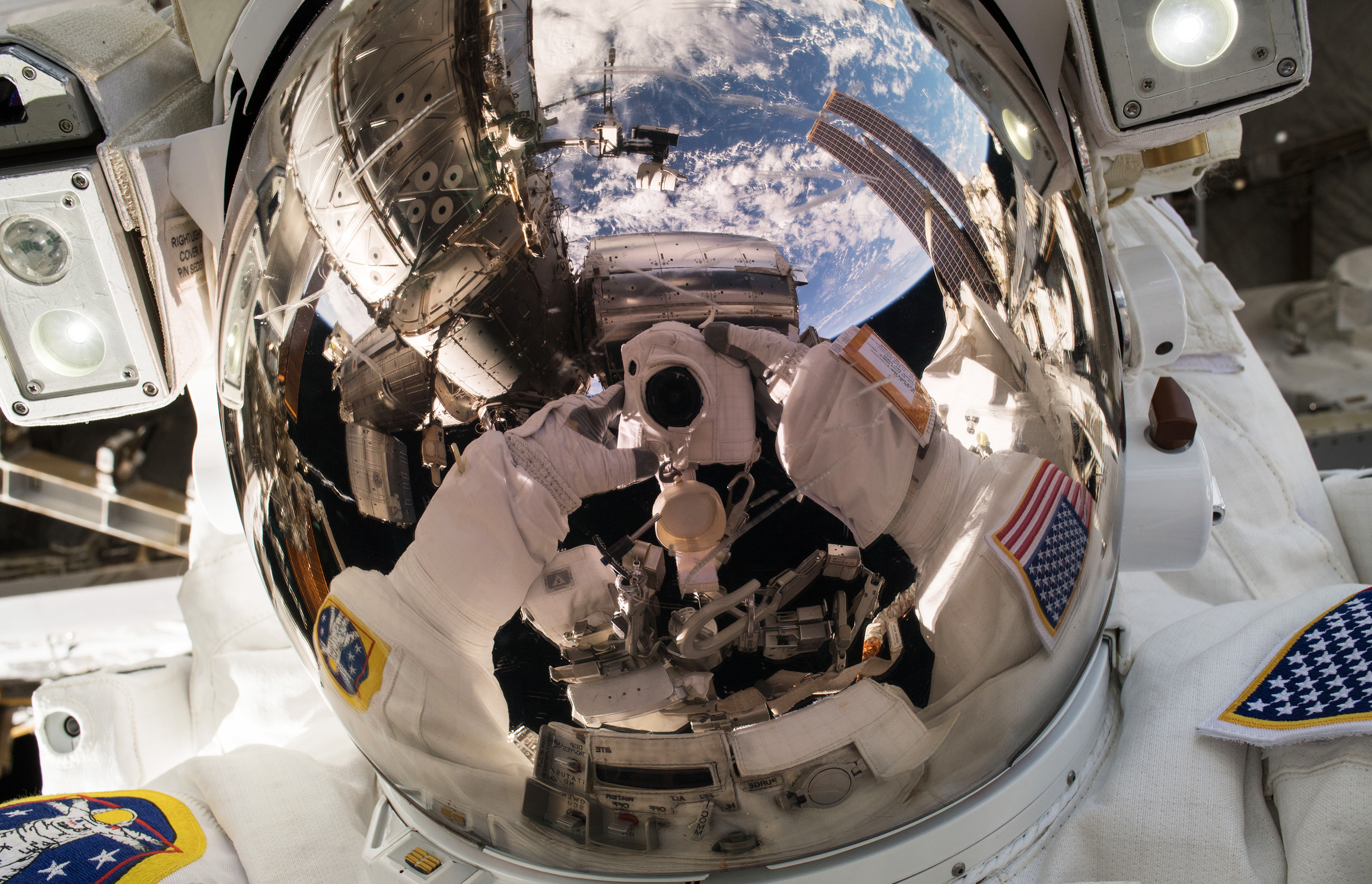 Spectacular photos from space