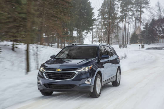 2019 Chevrolet Equinox Lt Diesel Photos And Videos Msn Autos