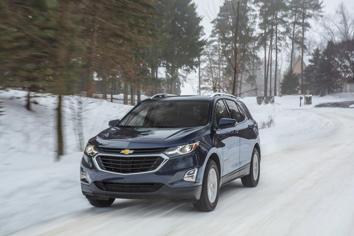 2019 Chevrolet Equinox Overview - MSN Autos