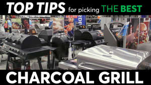 Top Tips for PIcking the Best Charcoal Grill