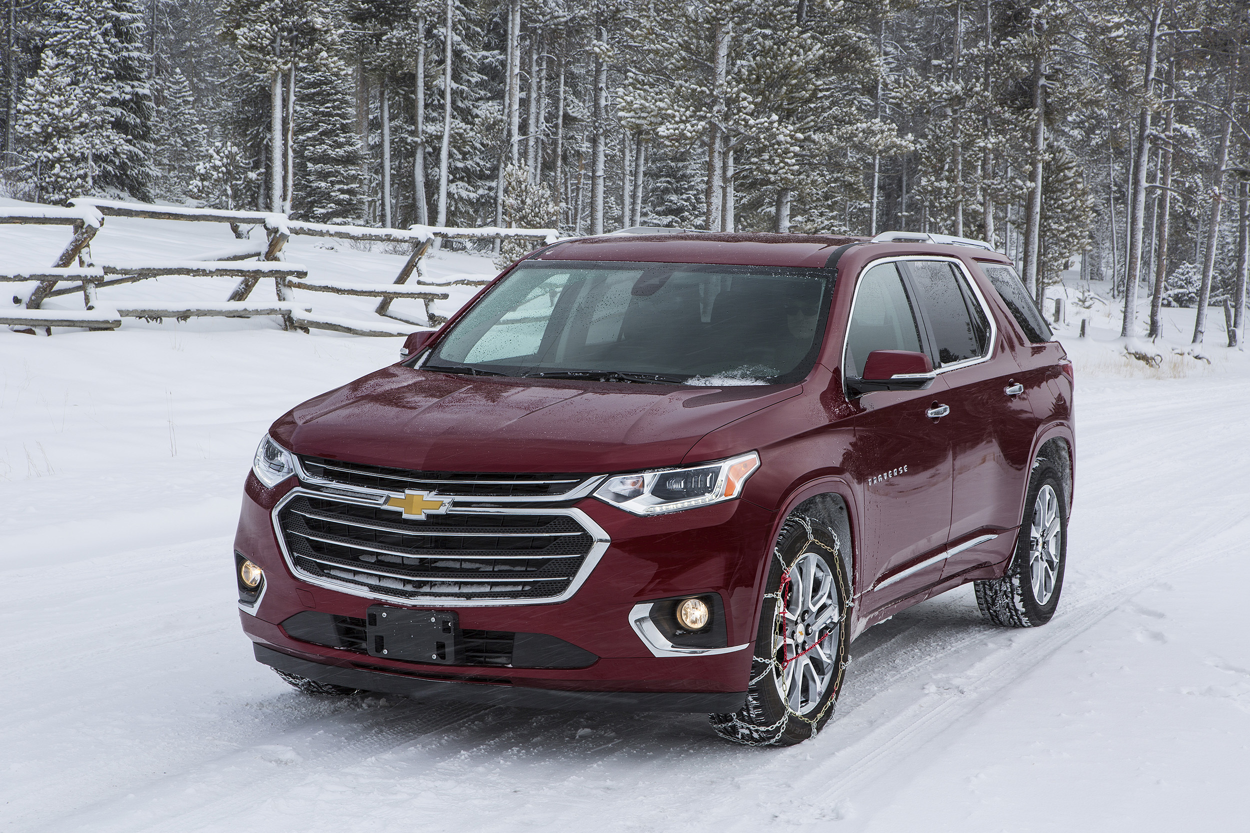 2019 chevrolet traverse overview