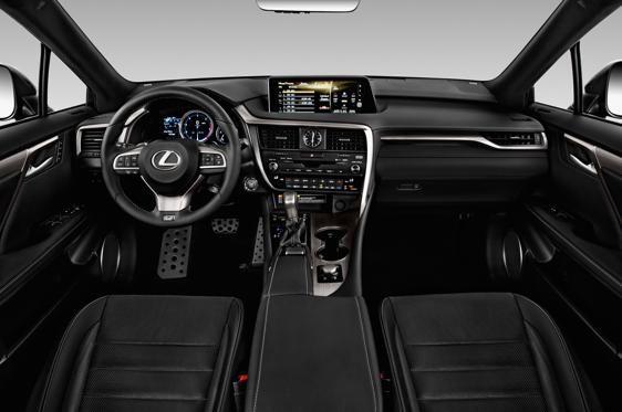 Slide 70 of 80: 2018 Lexus RX