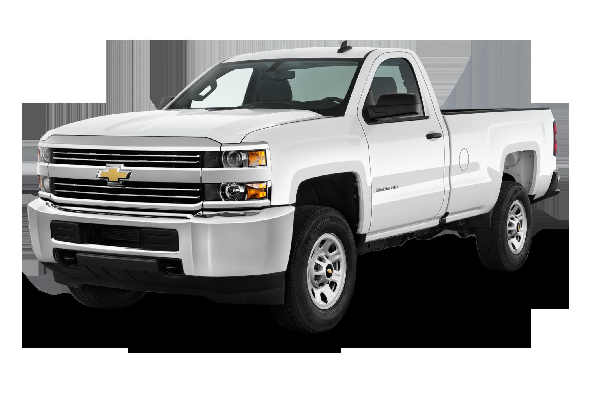 2018 Chevrolet Silverado 2500HD WT Regular Cab Long Box Engine, transmission and performance ...