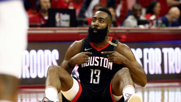 e755e7a33fac Watch  Rockets commit sloppiest turnover in Game 7
