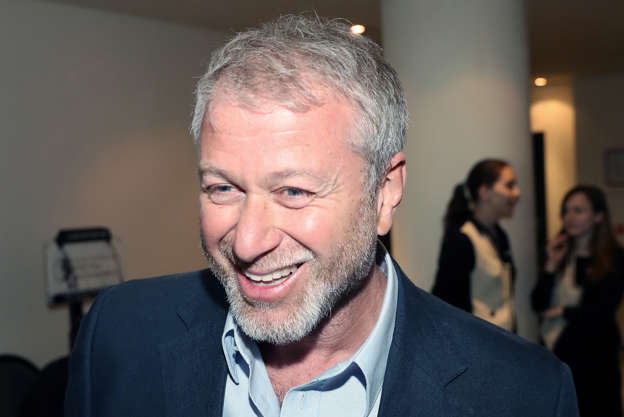 Roman Abramovich bought Chelsea football club in 2003, though his attendance at home matches has fallen in recent years.