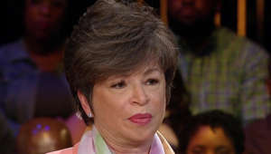 Valerie Jarrett et al. looking at the camera: 'This should be a teaching moment': Valerie Jarrett in response to Roseanne's tweet