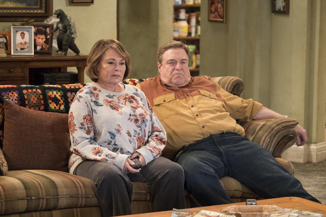 Roseanne show canceled for racial tweet