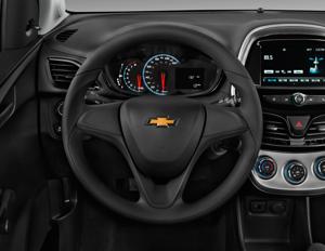 2017 Chevrolet Spark Ls Cvt 1sb Interior Photos Msn Autos