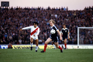 15. Peru 3, Scotland 1 - 1978: Scotland was a popular dark-horse pick after winning three of its four qualifying matches. Peru was a quarterfinalist in 1970 but wasn't expected to seriously challenge the talented Scots in this first-round contest. After tying the match before half, Peru used two Teofilo Cubillas goals to pull off the upset.